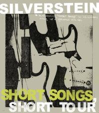 Silverstein plus Such Gold / Lions Lions / Daytrader / Bad Case of Big Mouth
