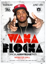 GIRLS NIGHT OUT featuring Waka Flocka Flame Album Release Party Live