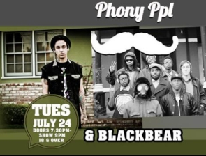 Phony PPL with Blackbear