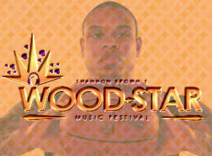 Shannon Brown's Wood-Star Music Festival - Two Day Pass