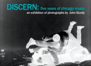 DISCERN: An Exhibition of Photographs by John Sturdy featuring A special performance by Calibrated Crematorium