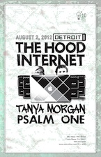 The Hood Internet with Tanya Morgan & Psalm One