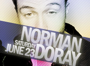SHOW Saturdays featuring Norman Doray