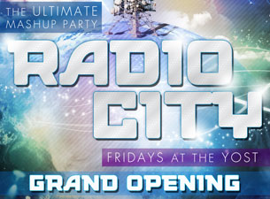 Radio City Fridays featuring Bass Kleph / Mercat / DJ Lando
