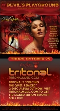 DEVIL'S PLAYGROUND HALLOWEEN 2012 featuring TRITONAL