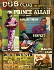 PRINCE ALLAH with ROMAIN VIRGO & PERFECT GIDDIMANI