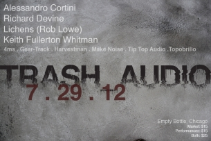 TRASH_AUDIO Presents: Synth Event 12, DAY PASS