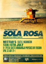 Sola Rosa with Irukandji and the Physics of Fusion