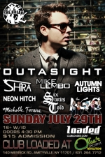 Outasight featuring Neon Hitch / Mike Lembo / Shira Girl / Autumn Lights / The Age / Six Stories Told / Michelle Ferreira