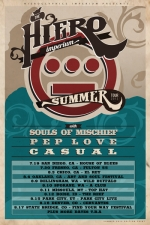 Hieroglyphics Imperium Summer Tour featuring Souls of Mischief, Pep Love, & Casual