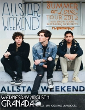 Allstar Weekend featuring Honor Society / Namesake