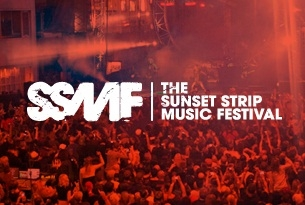 Sunset Strip Music Festival featuring 3 Day VIP Pass