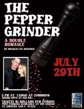The Pepper Grinder - A Double Romance