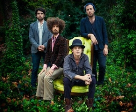 Langhorne Slim & The Law plus Hoots & Hellmouth