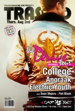 THE DRIVE TOUR feat. COLLEGE with Anoraak / Electric Youth