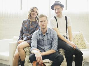 The Lumineers with Aaron Woody Wood