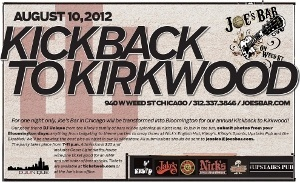 Kickback to Kirkwood- Chicago's Biggest IU Party!