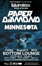 Paper Diamond featuring Minnesota