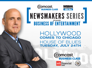 WBBM Newsmakers Series: The Business of Entertainment with Jeffrey Tambor and other Hollywood Insiders