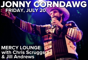 Jonny Corndawg with Chris Scruggs & Jill Andrews