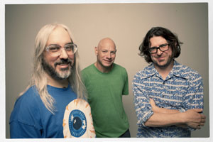 Dinosaur Jr plus Shearwater