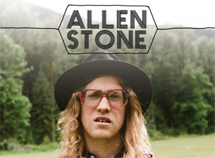 Allen Stone with Sister Sparrow and the Dirty Birds & Tingsek