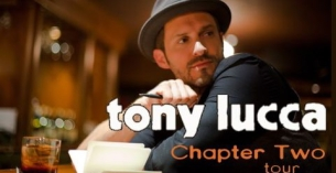Tony Lucca - of 'The Voice' w/ JD Eicher * Alan Brooks
