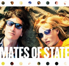 MATES OF STATE featuring The Stepkids