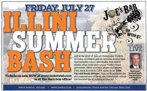 ILLINI SUMMER BASH