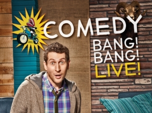 Comedy Bang! Bang! Live! (Late Show! 10pm!)