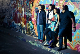 Bomba Estereo with Fool's Gold