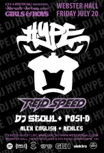 Girls & Boys : DJ Hype / Reid Speed Featuring DJ Seoul / Posi-D