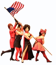 KINSEY SICKS Americas Favorite Dragapella Beautyshop Quartet presents : Electile Dysfunction: The Kinsey Sicks for President