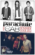 The Cab & Parachute With special guest Katelyn Tarver