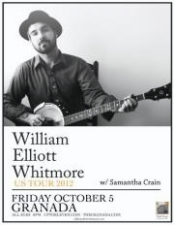 William Elliott Whitmore featuring Samantha Crain