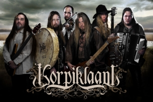 Korpiklaani with Moonsorrow