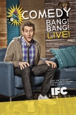 Comedy Bang! Bang! LIVE! Starring Scott Aukerman Featuring Tim Heidecker