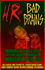 H.R. of Bad Brains