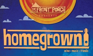The Front Porch presents Homegrown featuring The Stone Foxes and The Front Porch