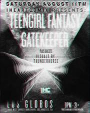 Teengirl Fantasy with Gatekeeper : SFV Acid : Slow Motion DJs : Visuals by Thunderhorse
