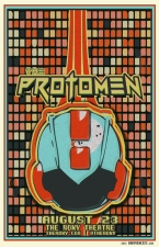 The Protomen with Attack Decay