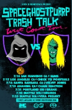 SpaceGhostPurrp and Trash Talk plus Special Guests