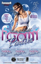 Forbidden Fridays FOAM PARTY! Presented by Amplified Entertainment