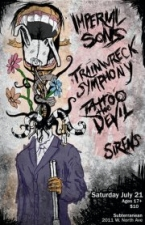 Imperial Sons / Trainwreck Symphony / Tattoo The Devil / Sirens