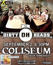 THE DIRTY HEADS : www.DIRTYHEADS.com