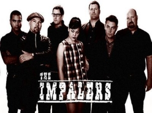 The Inciters / The Impalers plus DJ Dion