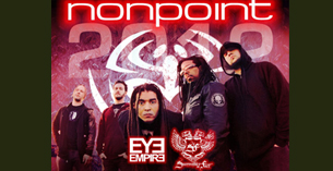Nonpoint w/ Eye Empire / Surrender the Fall