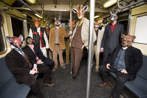 Antibalas plus Free Agents Brass Band