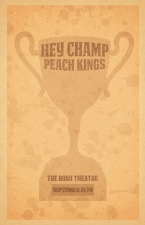 Hey Champ with Peach Kings / Torches / Weapons of Audio