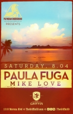 Paula Fuga featuring Mike Love